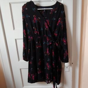 Gap Fit and Flare Dress size M